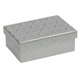 Caja de Regalo Plata 5x13x9cm