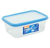 Contenedor Matchups Azul 3 Litros Decor