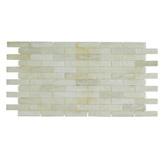 Mosaico de Vidrio  Blanco 30.5x30.5cm (.099)