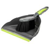 Recogedor con Cepillo Home Basic