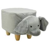 Banco Elefante Gris