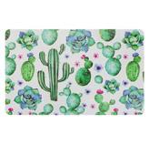 Individual Flower Cactus 28.5x43cm