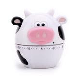 Reloj para Cocina con Diseño de Vaca Joie