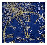 Servilleta Welcome New Year 33x33cm 20 Unidades