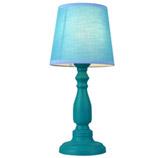 Lámpara de Mesa Regal Azul Eurolight