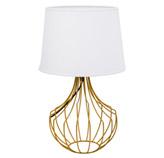Lámpara de Mesa Claw Oro Eurolight