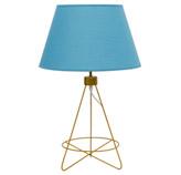 Lámpara de Mesa Eclectic Celeste Eurolight