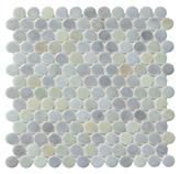 Mosaico Circle Steel 30.7x31.3cm