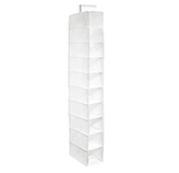 Organizador Blanco para Zapatos Interdesign