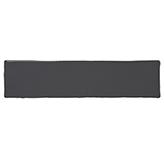 Listelo Colonial Carbón 7.5x30cm