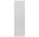 Cerámica 3D Blanco Mate Satín 33x120cm Hecha en España