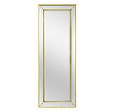 Espejo Neoclassic Dorado 45x136cm