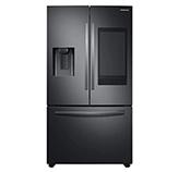 Refrigeradora S&S French Door Family Hub 751l / Wifi / Negra Mate RF27T5501B1-ED Samsung