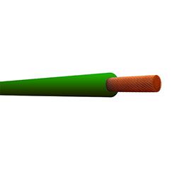 Cable Flexible TFF 16 (Rollo 10mt) Verde