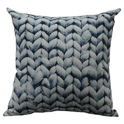 Cojín Weave Ligth Blue 45x45cm