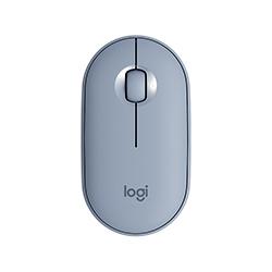 Mouse Logitech Inalambrico M350 Azul Gris 2.4Ghzt
