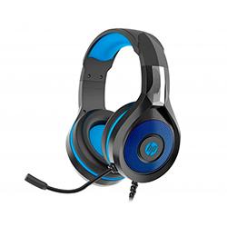 Audifono + Microfono Hp On Ear Conector Usb + 2 Conectores 3.5Mm
