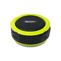 Parlante Portatil Bluetooth Rippa 5W / Sd Card / Verde / Waterproof