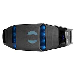 Sistema De Parlantes Integrado 2.1 Bluetooth Klip Xtreme Rubic 2000Watts / Control Remoto/ Luces Led