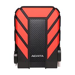 Disco Duro Ext 2.5 Adata 2Tb 3.1 Ahd710Pro Anti Golpes-Agua - Rojo