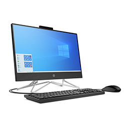 Computador Aio Hp Intel Pentium J5040 2.0Ghz-4Gb-1Tb-No Dvd-Negra-21.5