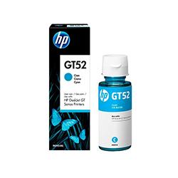 Botella De Tinta Hp Gt52 Cyan M0H54Al Gt5810/ Gt5820/ Wl415/Wl315/Wl515/Wl519/Wl530