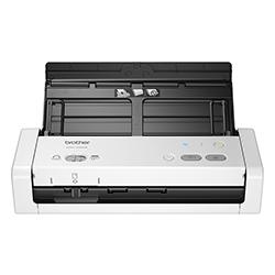 Scanner Brother Ads1250W 25 Ppm Adf 20 Paginas Wifi Duplex