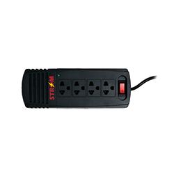 Regulador Avr Strom 1000Va/500W 4 Salidas