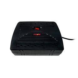 Regulador Avr Strom1200Va/600W 10 Salidas