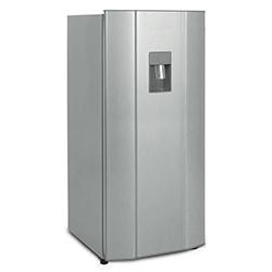 Refrigeradora  CR262 Frost Gris sin Acrilico Challenger