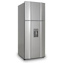 Refrigeradora de 232 Litros CR372 No Frost Gris sin Acrilico Challenger