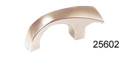 Tiradera Summitate de Aluminio  de 32 mm Estamp Hecho en España