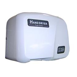 Secador de Mano Automático Blanco de 1.800W