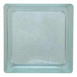 Bloque de Vidrio para Piso