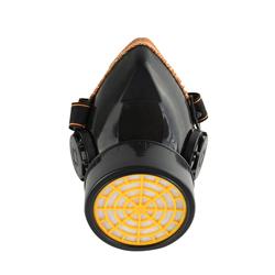 Máscara Industrial de una Vía para Gases