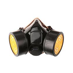 Máscara Industrial con Dos Filtros de Repuesto