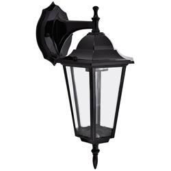 Lámpara Negra de Pared para Exterior New