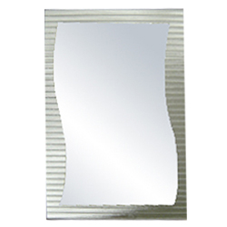 Espejo Vertical Interior Curvo