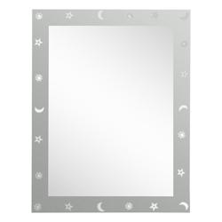 Espejo Con Marco Estampado