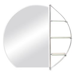 Espejo Con Triple Repisa Derecha