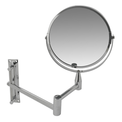 Espejo De Aumento Articulado Para Pared