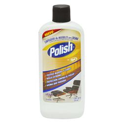 Polish en Crema Lavanda Limpia Madera y Cuero