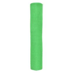 Malla Navideña Plata Verde de 54cmx10yds