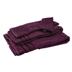 Toalla Renatta Magenta Purple