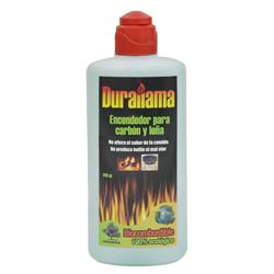 Encendedor Líquido para Carbón y Leña Durallama Cedro 250ml