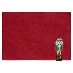 Individual Magic December Rojo 33x45cm