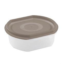 Repostero Ovalware # 1 Taupe