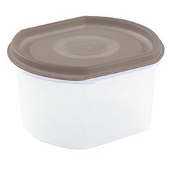 Repostero Ovalware # 4 Taupe
