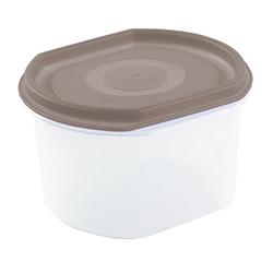 Repostero Ovalware # 6 Taupe