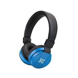 Audífono + Micrófono Fury Klip  On Ear Azul Xtreme